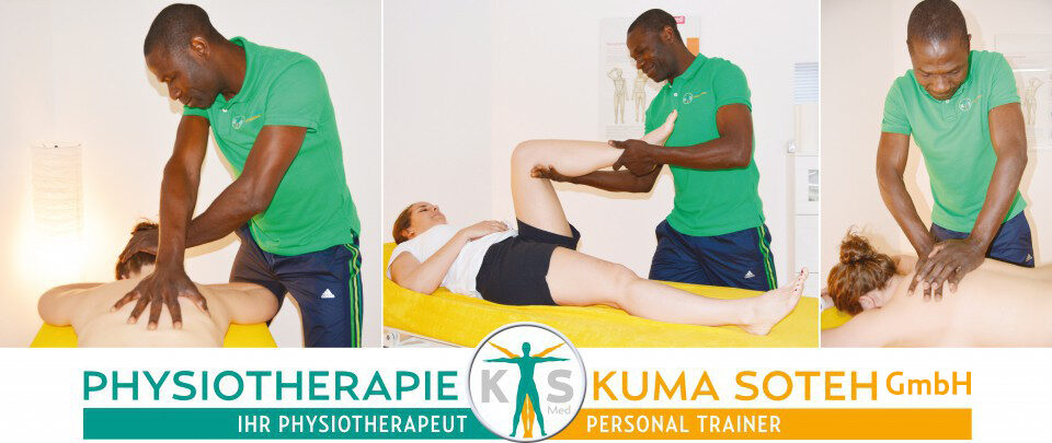 PHYSIOTHERAPIE – KUMA SOTEH –  IN BERLIN PRENZLAUER BERG