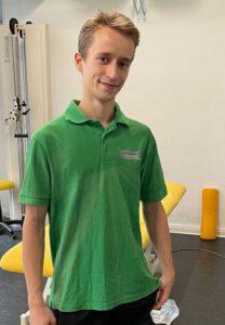 Björn - Physiotherapeut bei Physiotherapie Kuma Soteh im Prenzlauerberg Berlin